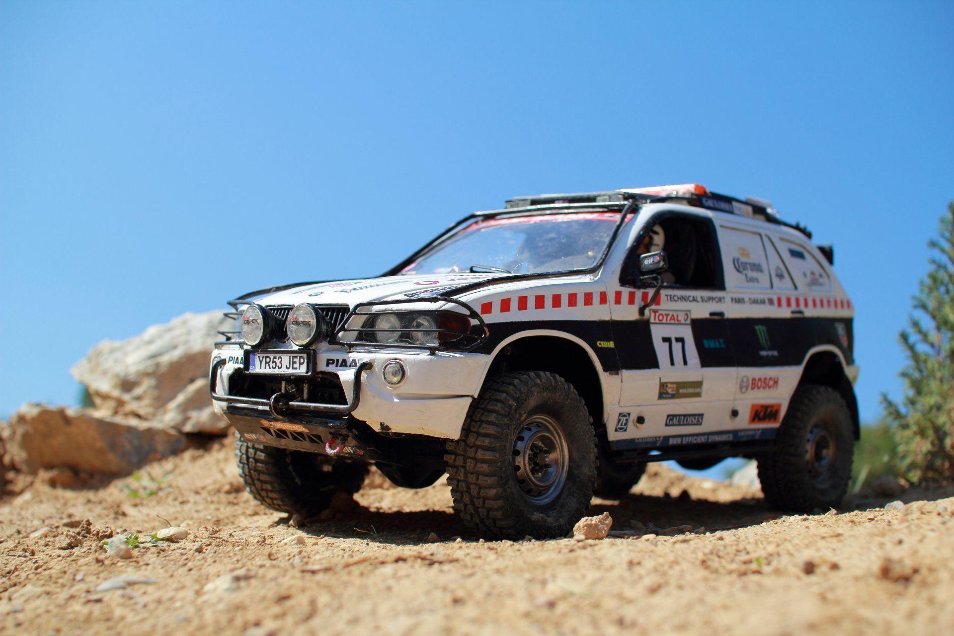 BMW Paris-Dakar