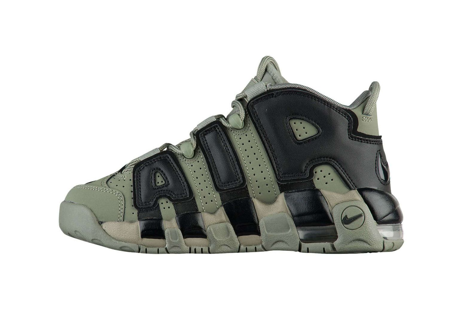 48a9de6e3e8 Nike Air More Uptempo Gets