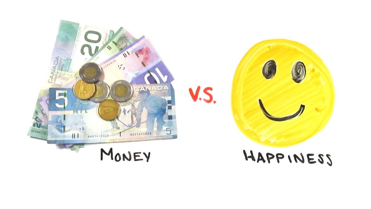 003 Can Money Buy Happiness? Money buys happiness, Can money
