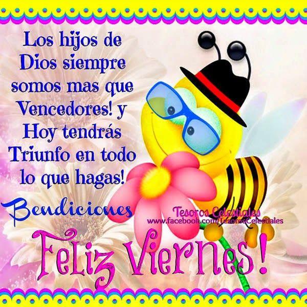 Buenos Dias Feliz Viernes Dios Te Bendiga 80530 Usbdata