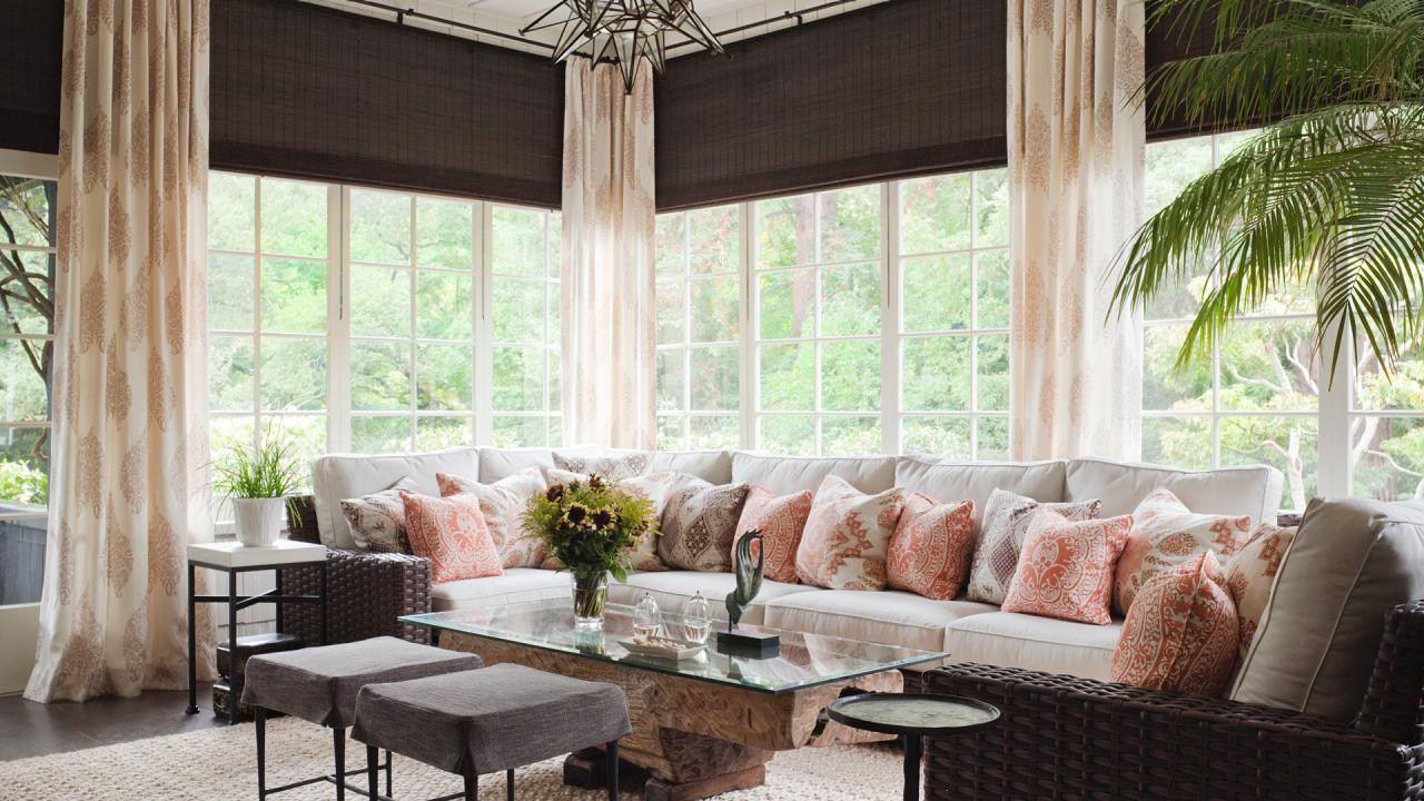 New Hgtv Sunroom Designs