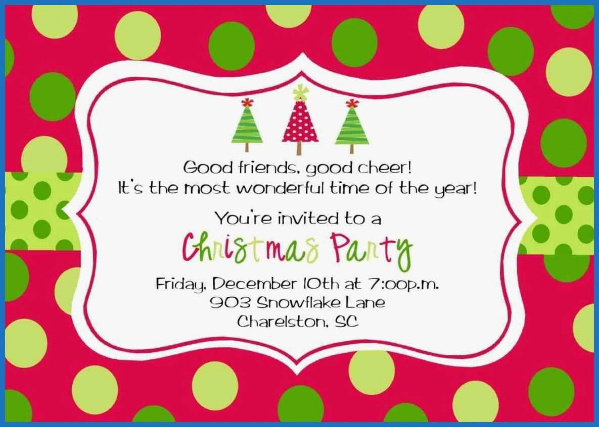 027 Free Christmas Party Invitations Templates Templ Christmas Party Invitations Printable Christmas Party Invitation Template Christmas Party Invitations Free