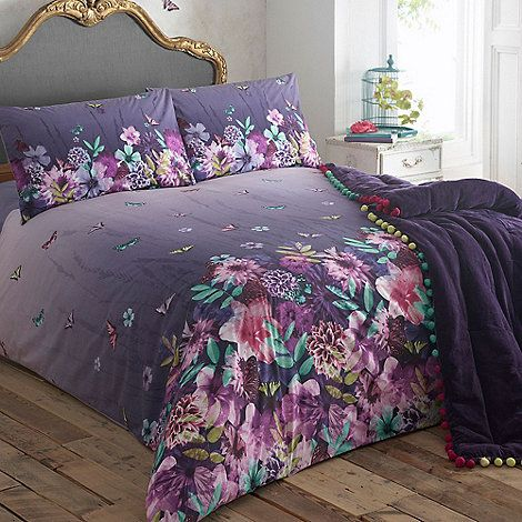 Delicieux Brighten Up Your Bedroom With This Beautiful Butterfly Garden Printed  Bedding Set From Butterfly Home By