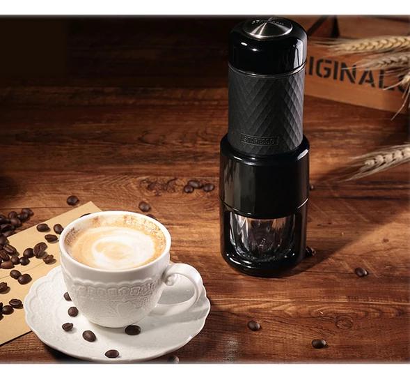 Mini Portable Coffee Maker Manual Espresso Coffee Maker