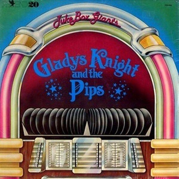 Gladys Knight & The Pips - Juke Box Giants USA 1981 Lp vg++