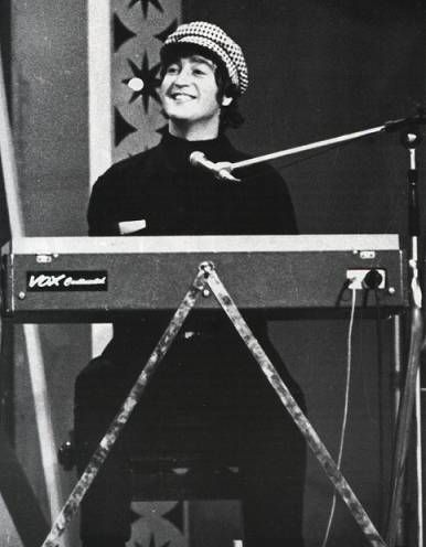 John at the Vox Continental