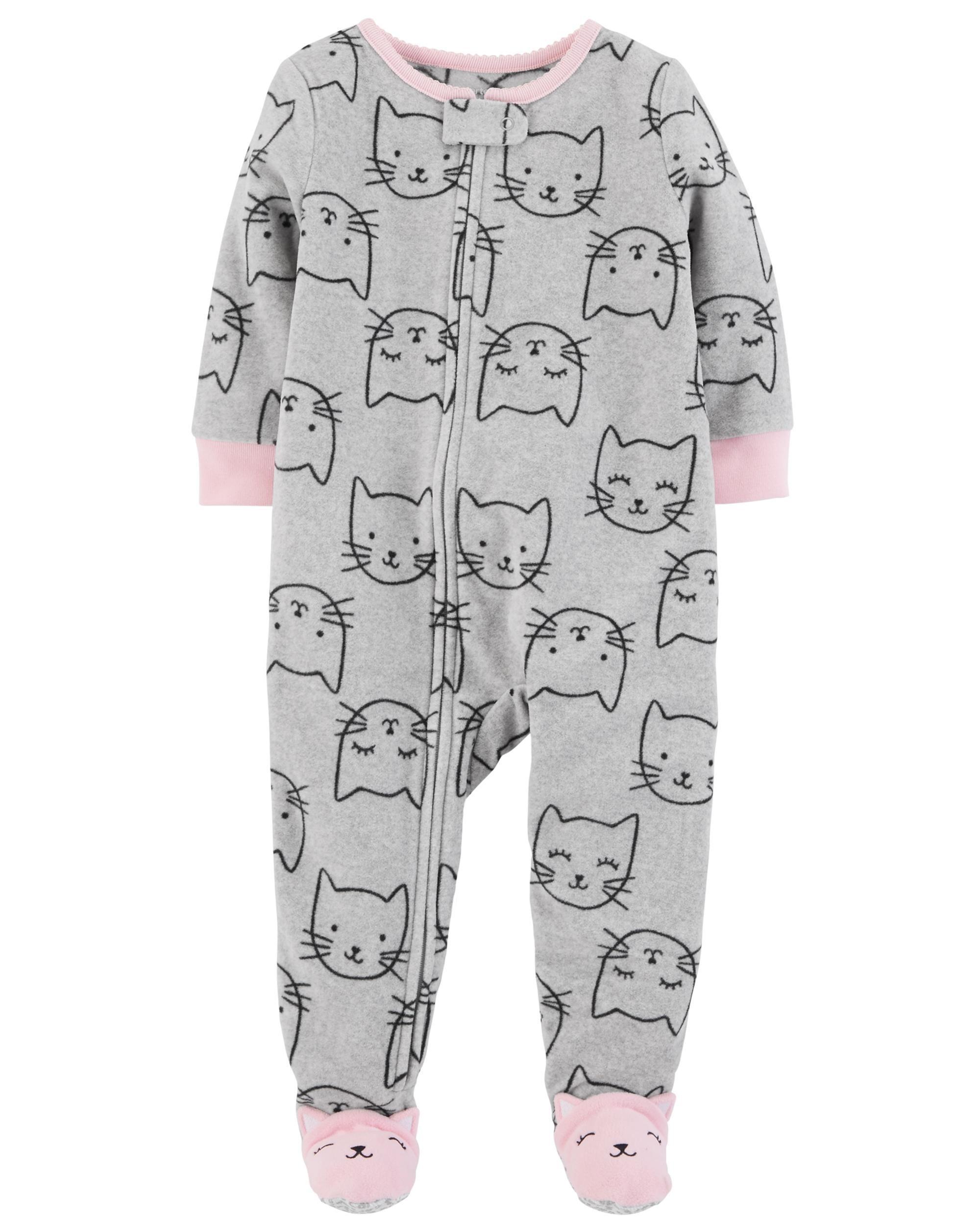 cc126f23c Baby Girl 2-Pack Fleece PJs
