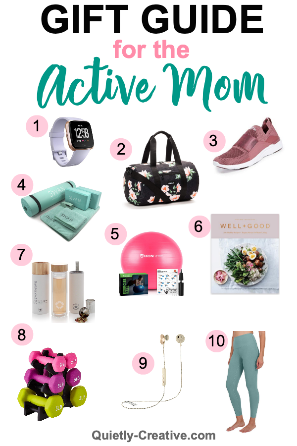 Helpful Guide Of Gift Ideas For Active Moms Mothers Day Or Any Perfect