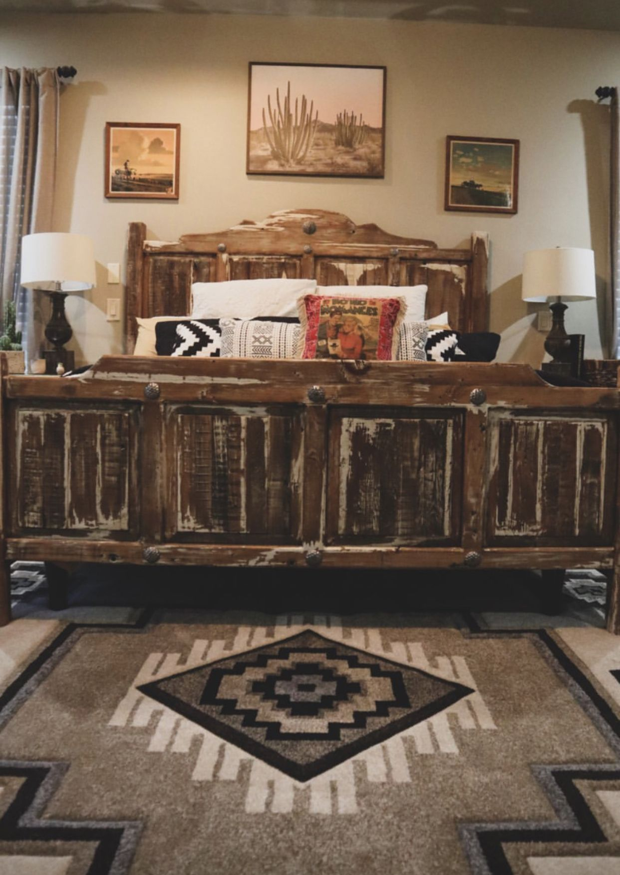 Pin By Karina Marquez On Home Sweet Home Western Bedroom Decor Western Home Decor Home Decor Bedroom