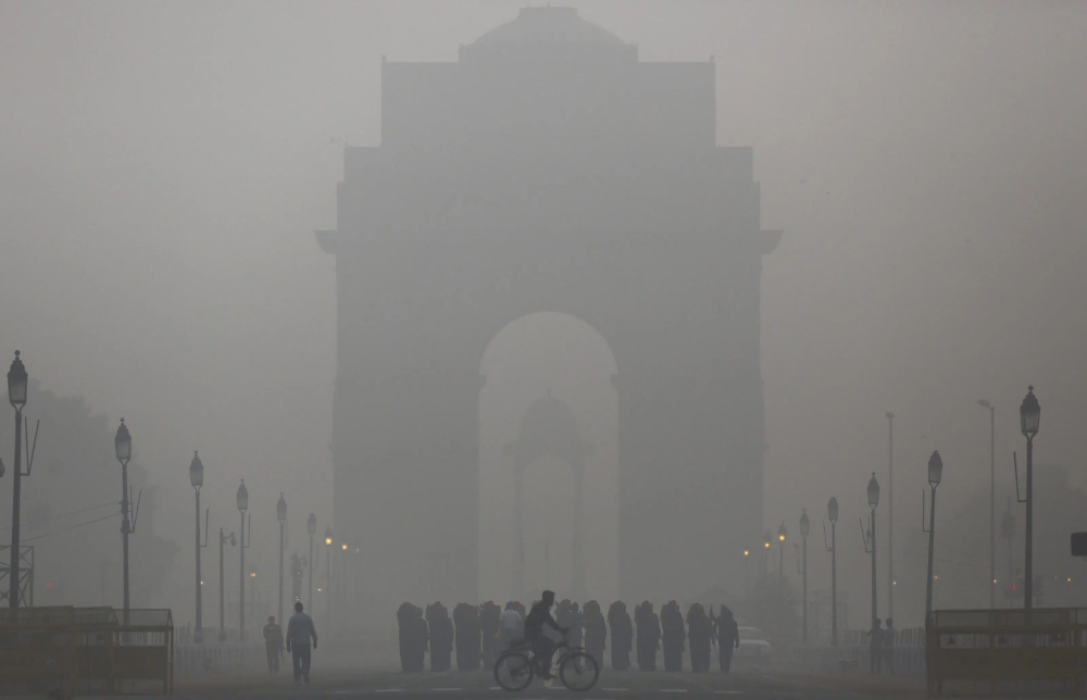 Delhi Gets Its First Smog Tower To Tackle Air Pollution En 2020