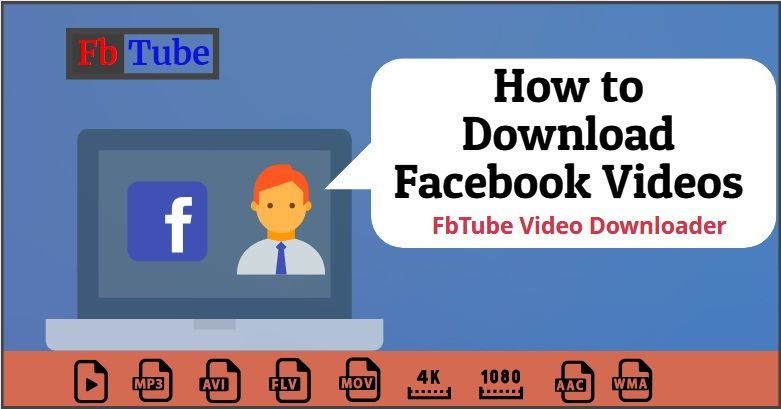 How To Download Facebook Videos With Fbtube Video Downloader With