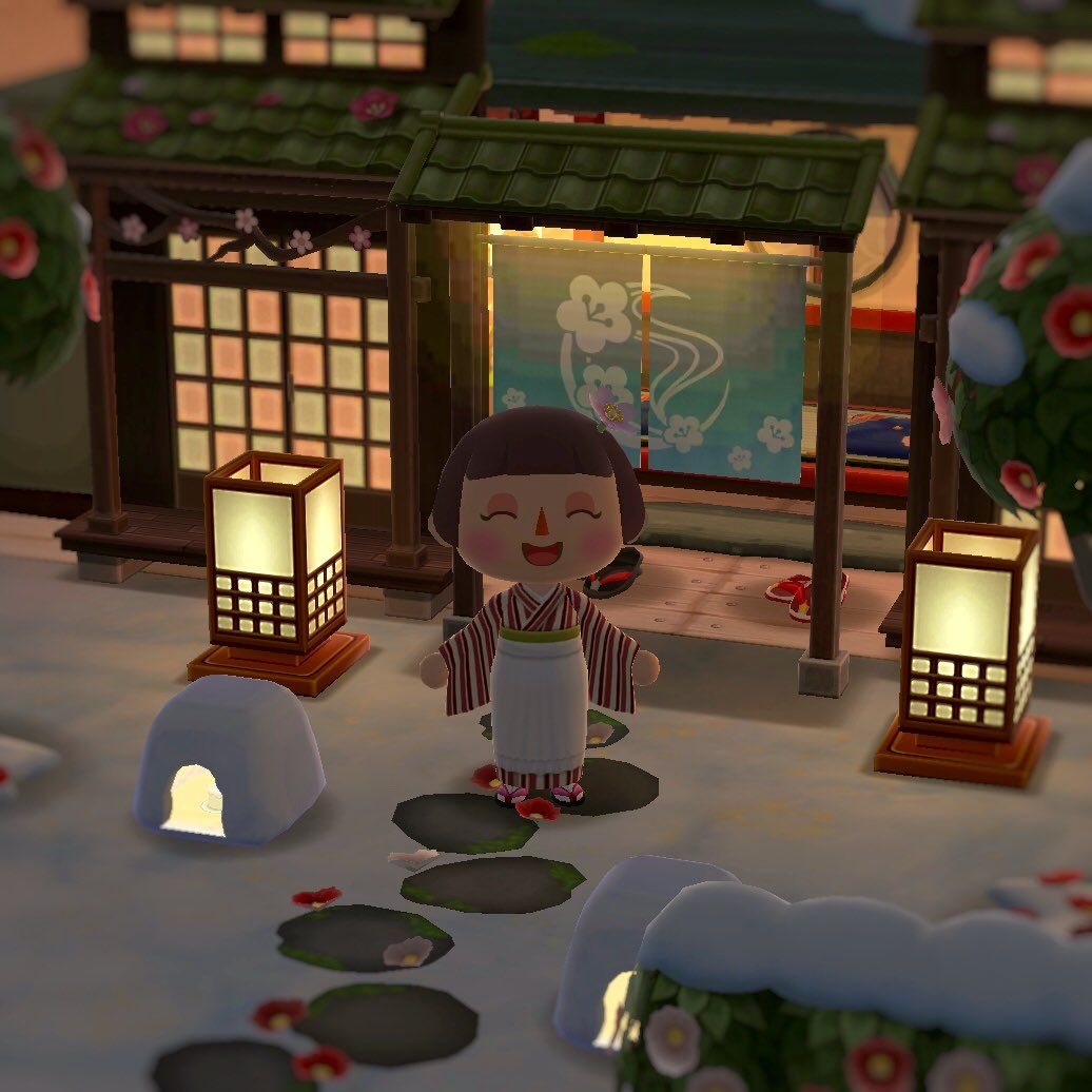 みろく ポケ森画像垢 低浮上 On In 2020 Animal Crossing Memes