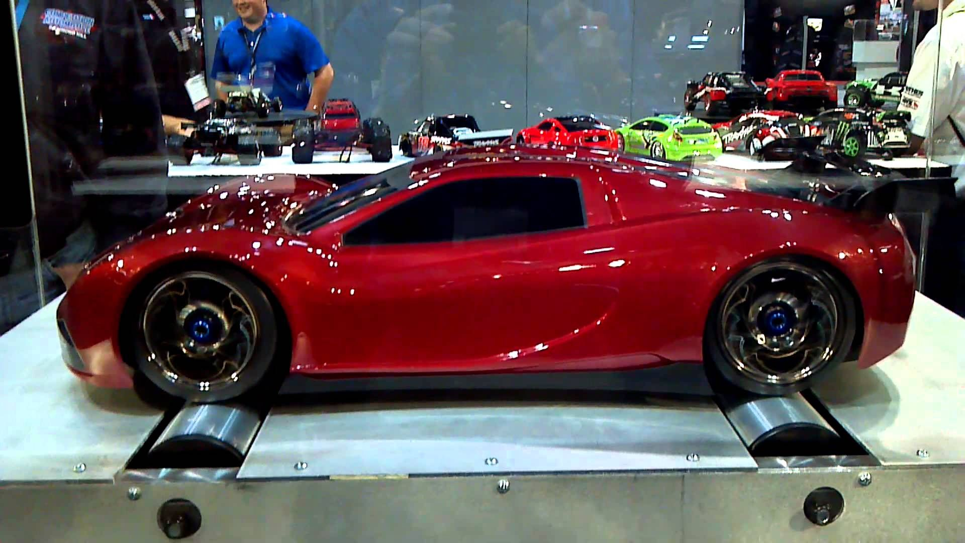 Traxxas Xo 1 100mph Super Car Hd Ready To Race Dyno This Looks Awesome I Want One But I Will Never Have One Just No Where To Run Car Hd Super Cars Traxxas