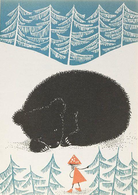 Lovely Vintage Children S Book Illustrations From Poland Vintage Illustration Childrens Books Illustrations Children S Book Illustration