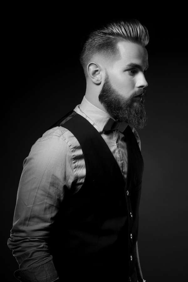 Men In Suits, Menu0027s Hairstyles, Bearded Men, Handsome Man, Man Style, Beards,  Hair Styles, Label, Menu0027s Haircuts