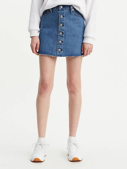 ef72a119957c Denim Skirts & Dresses - Shop Jean Skirts & Dresses | Levi's® US