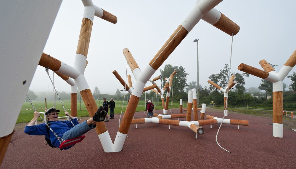 5 Playgrounds That Will Make You Want To Be a Kid Again