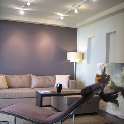 Deep Eggplant Purple Wall Paint Design Pictures Remodel