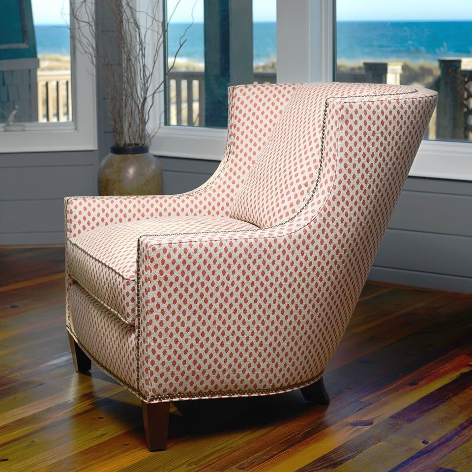Lovely Norwalk Gaylord Chair  LuxeHomeInteriors