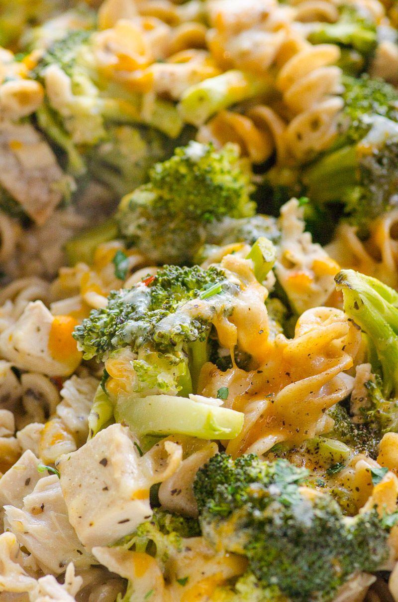 One Pot Healthy Chicken Broccoli Casserole Recipe That Is Saucy With F Broccoli Recipes Casserole Chicken Casserole Recipes Broccoli Chicken Broccoli Casserole