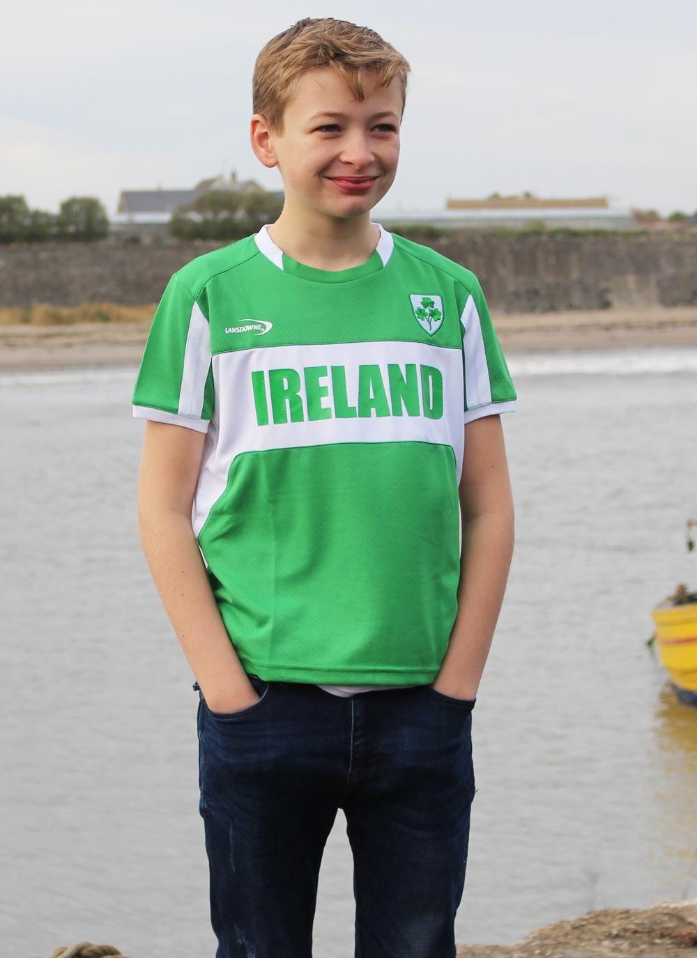 Kids Ireland Performance TShirt This performance tshirt