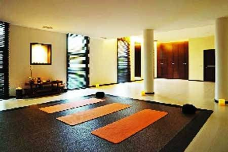 Good article on how to decorate your meditation room via TOI ... on