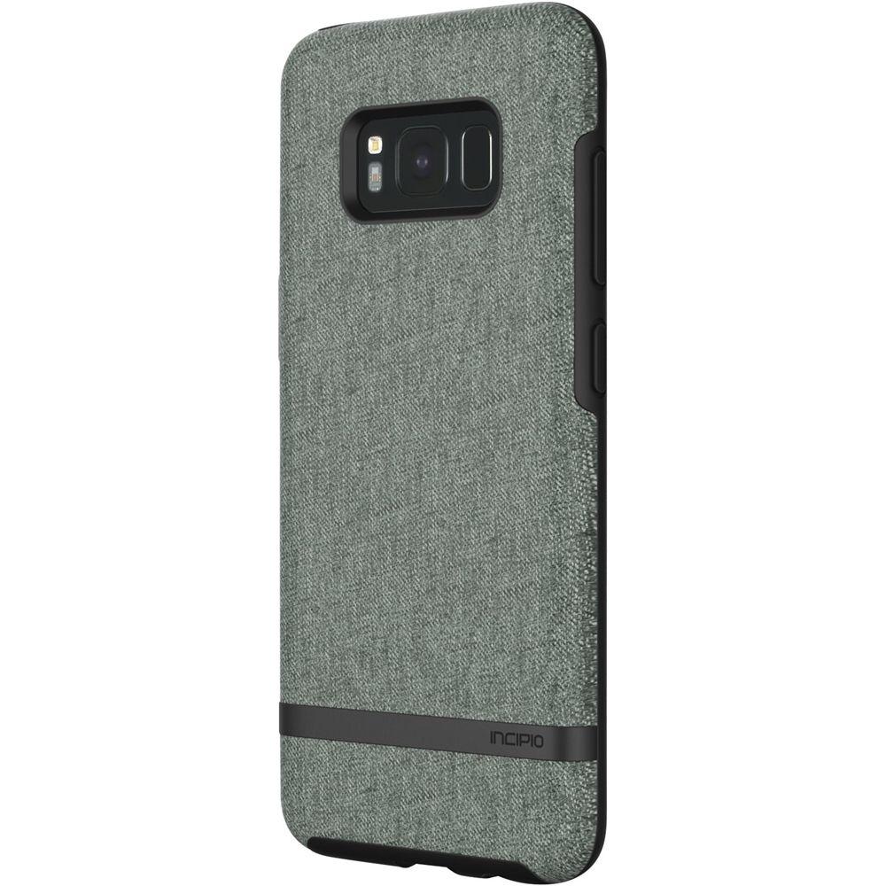 sale retailer 8273b ac25d Incipio - Esquire Series Case for Samsung Galaxy S8 - Olive (Green ...