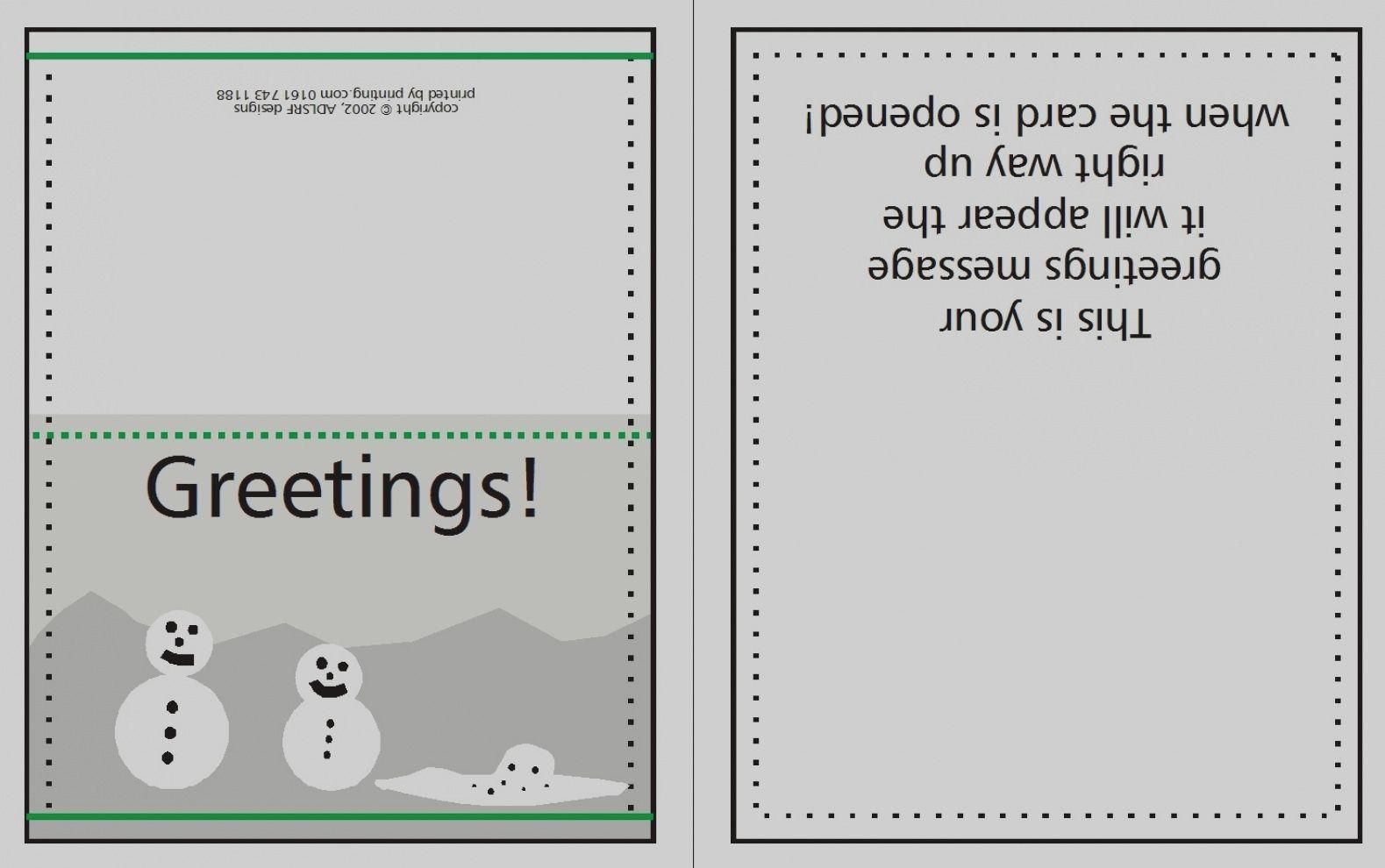Birthday Invitation Template Quarter Fold Invitation Throughout Quarter Fold Birthday Card Birthday Card Template Greeting Card Template Print Christmas Card