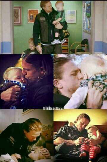 Jax Teller And His Boys Abel And Thomas Charlie Hunnam Jax Sons Of Anarchy Sons Of Anarchy Charlie Hunnam