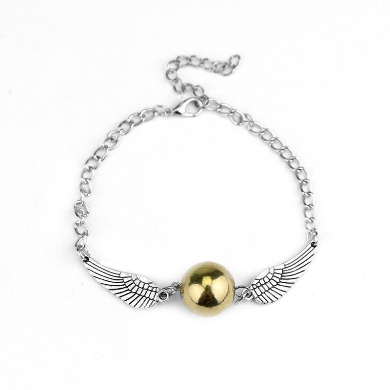 bracelet argent 925 harry potter