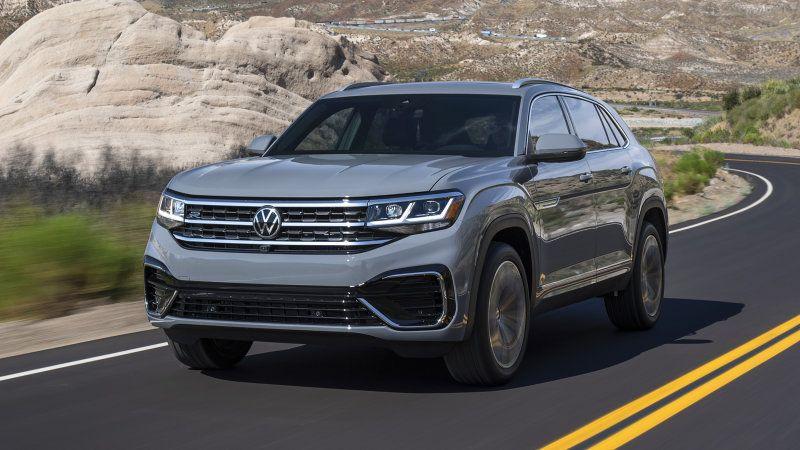 2020 Vw Atlas Cross Sport Revealed Volkswagen Sport Suv Best Luxury Cars