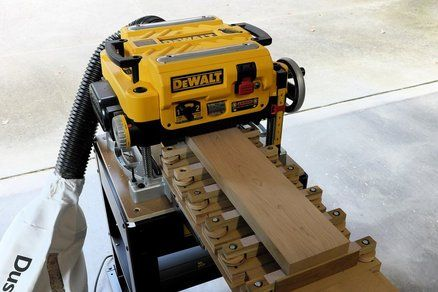 Planer Sled (for face-jointing wide boards)
