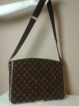 c17ba6465d1d Louis Vuitton Product Code M45257 Brown Monogram Messenger Bag  482 ...