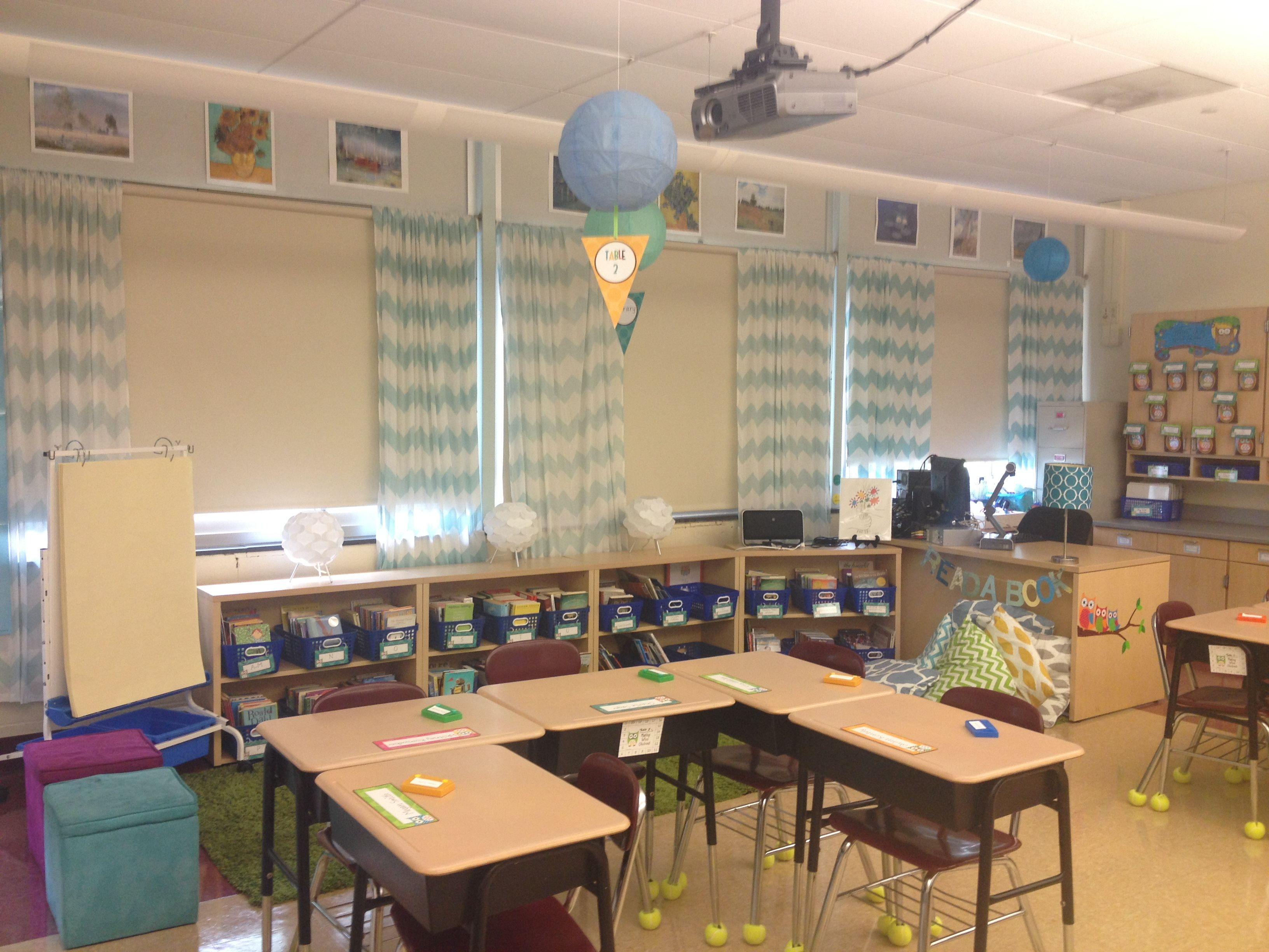 My 4th grade classroom | Decorating the Classroom ...