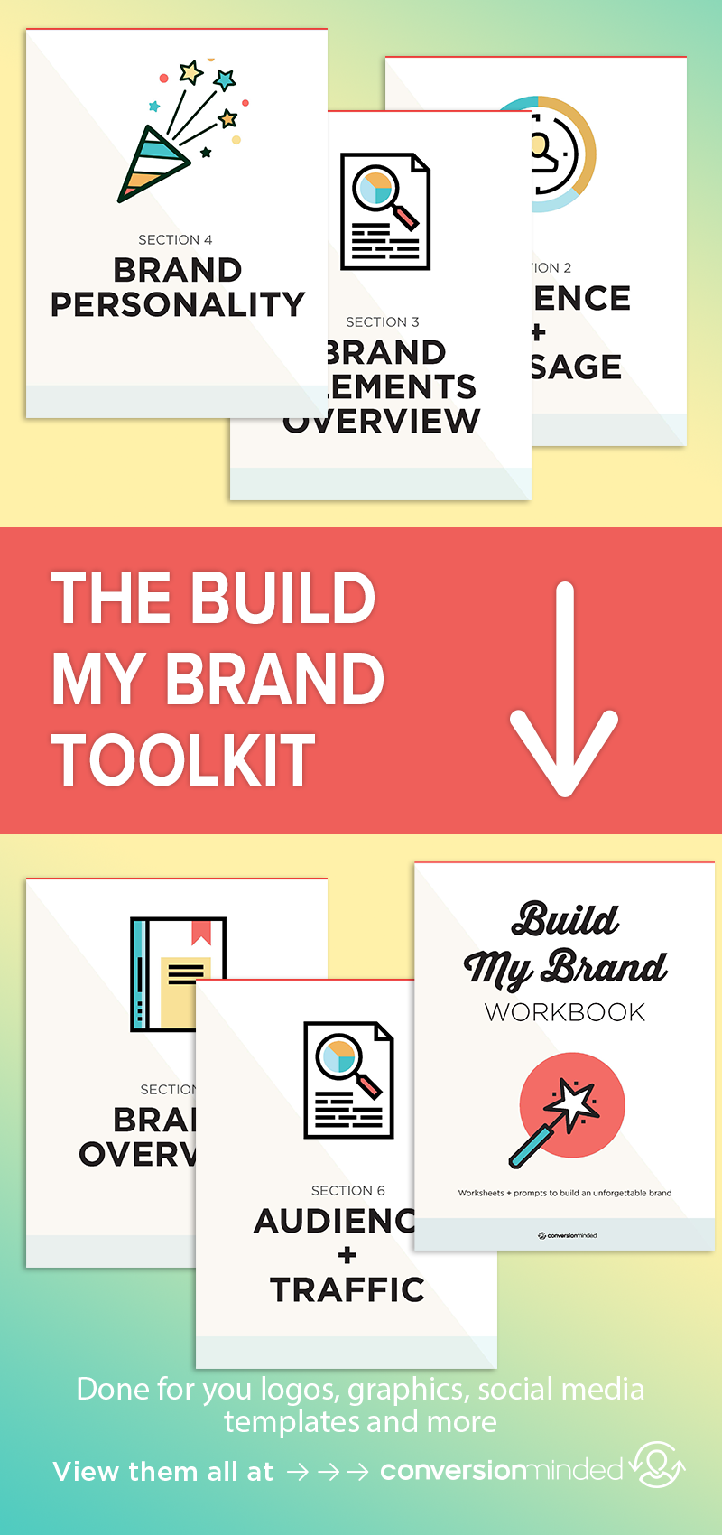 The Build My Brand Toolkit Branding your business