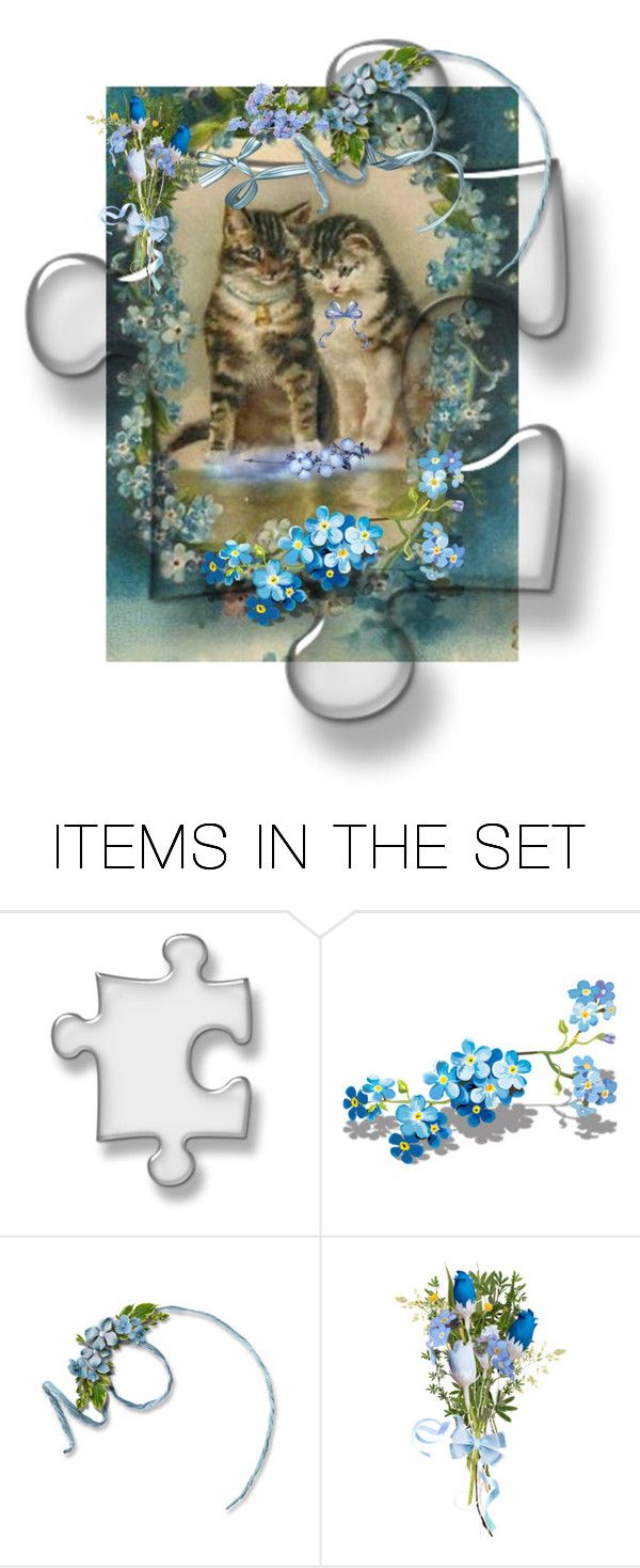 """""""Congrats to the WINNERS of ❤ Use A Puzzle Piece ❤ To Create A Masterpiece ❤ CONTEST"""" by catfabricsandbuttons ❤ liked on Polyvore featuring art and congrats"""