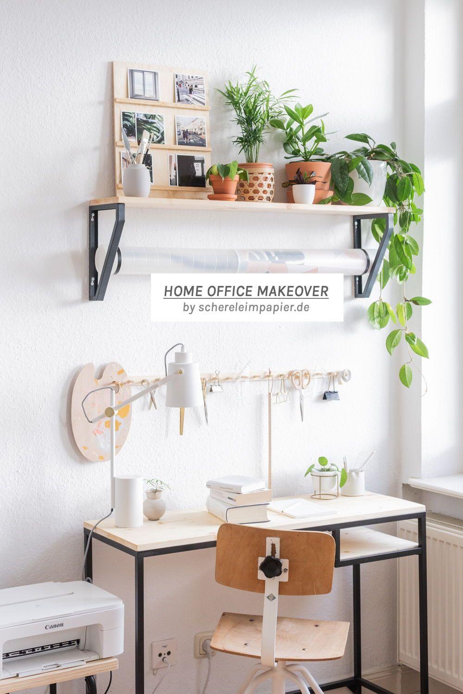 Arbeitszimmer Einrichten Mein Home Office Makeover Arbeitszimmer Einrichten Home Office Home Office Einrichten