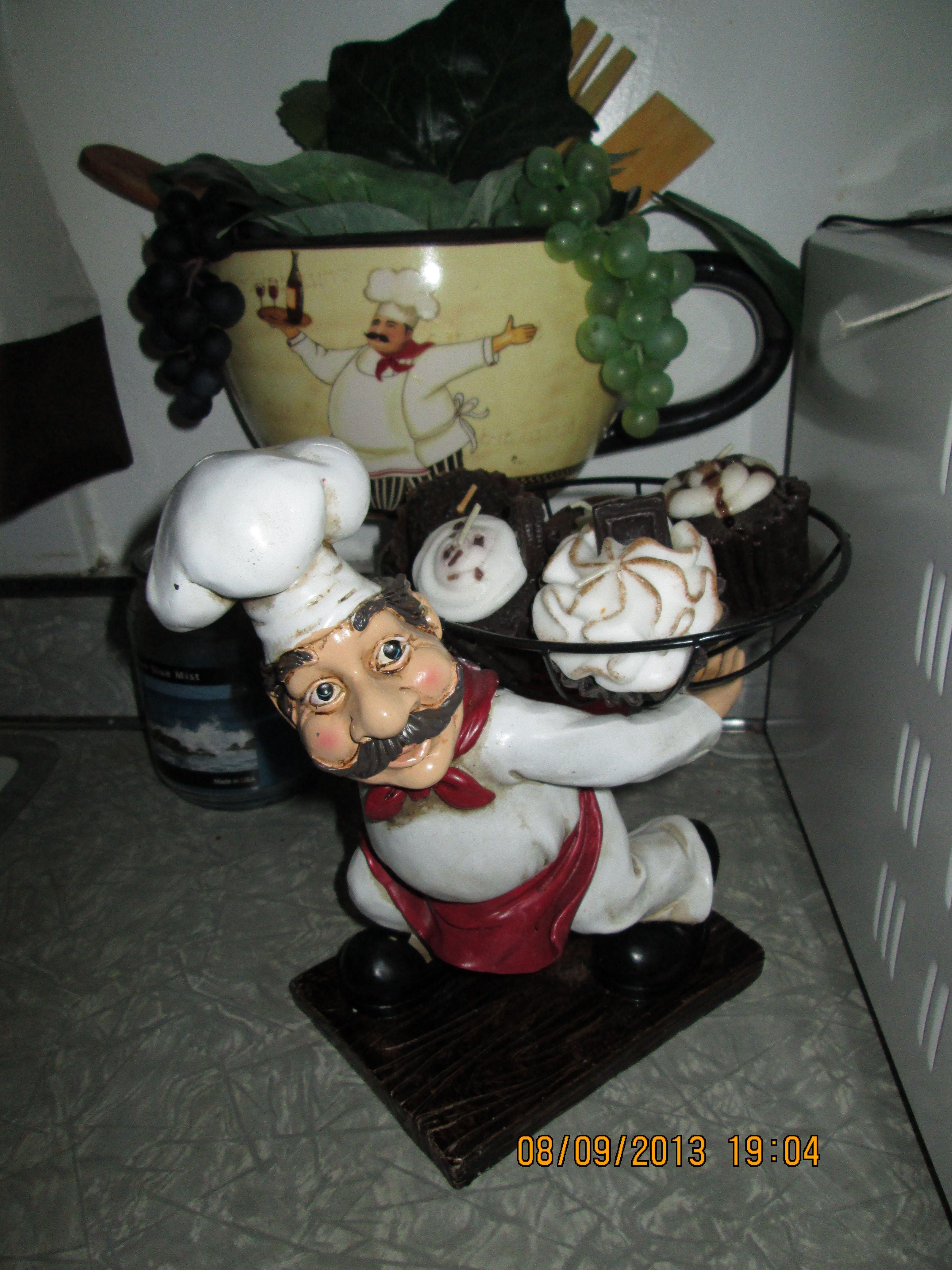 Chef Bakers Man Chefs Kitchen Theme Chefs Kitchen Chef Kitchen Decor
