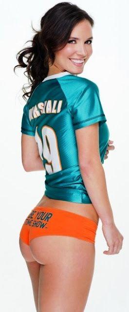 dolphins Sexy girl miami babe