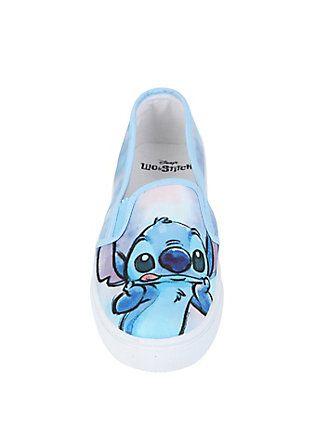 Disney Lilo & Stitch Slip-On Shoes, , hi-res