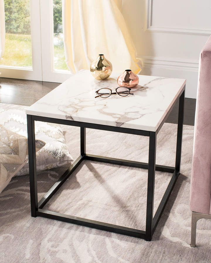 Safavieh Baize End Table Products In 2019 End Tables Table