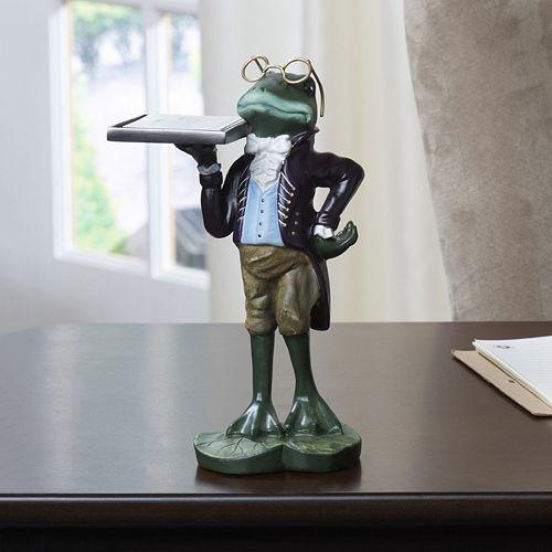 Bombay Frog Business Card Holder Porte Cartes De VisiteCartes VisiteGrenouilles