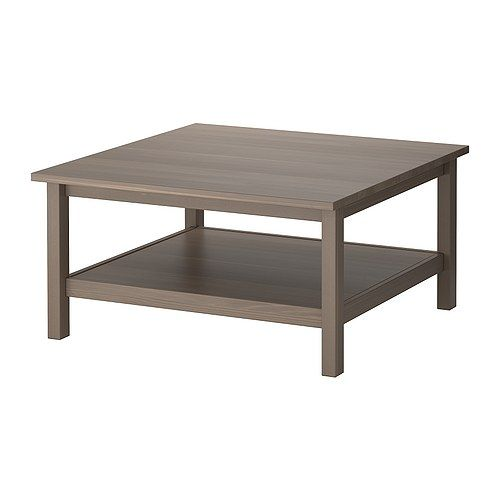 HEMNES Sohvapöytä - harmaanruskea  - IKEA