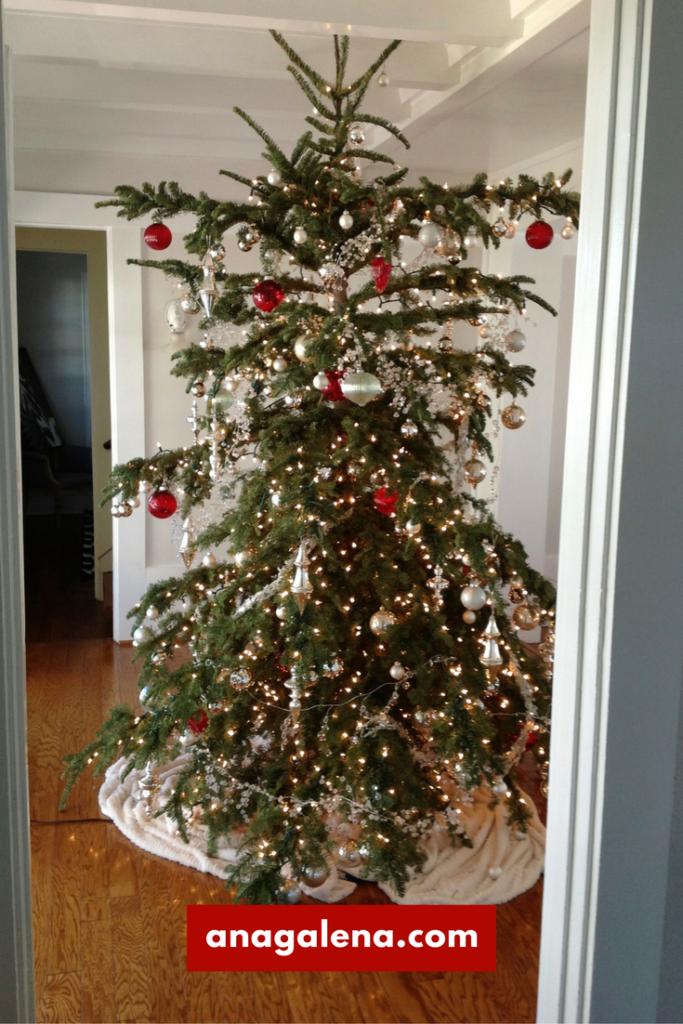 40 ideas para decorar tu rbol de navidad xmas for Ideas para decorar el arbol de navidad