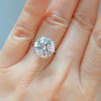 5 Carat Diamond Price 5 Carat Diamond Ring Diamond Carats