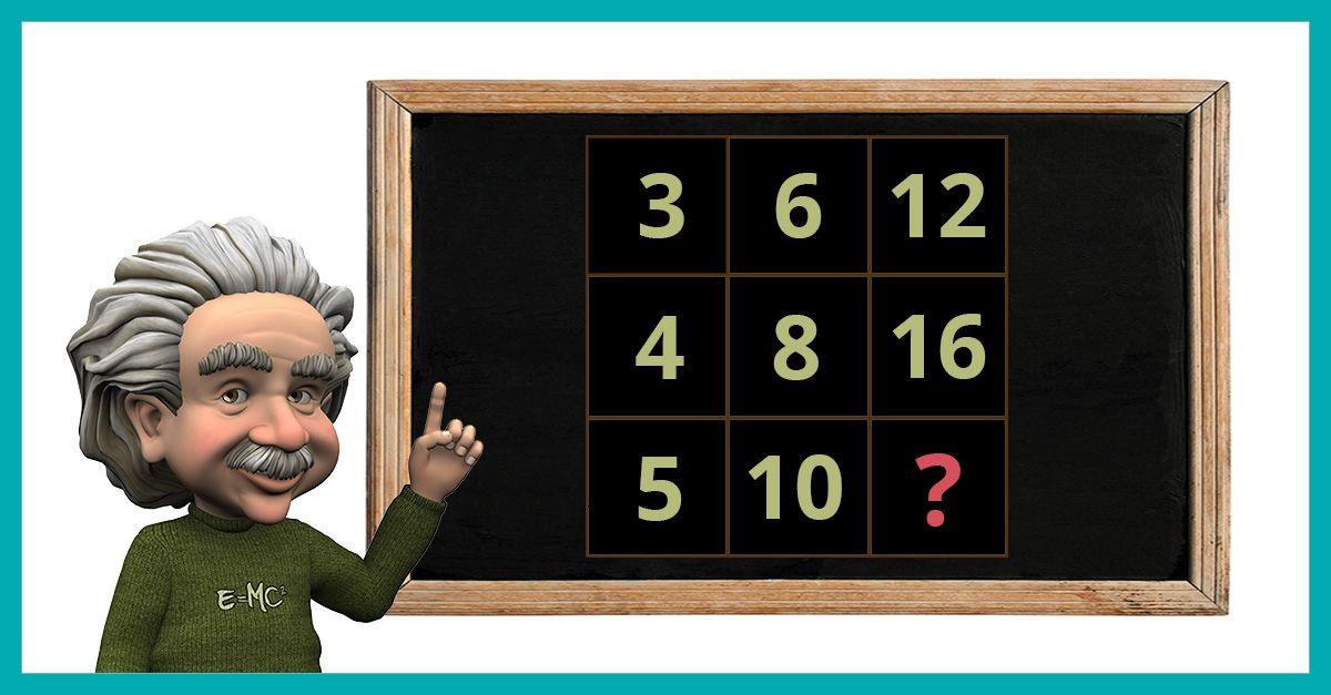 Tabla de evaluación del test de inteligencia creado por psicólogos. ¡Descubre tu IQ hoy mismo!