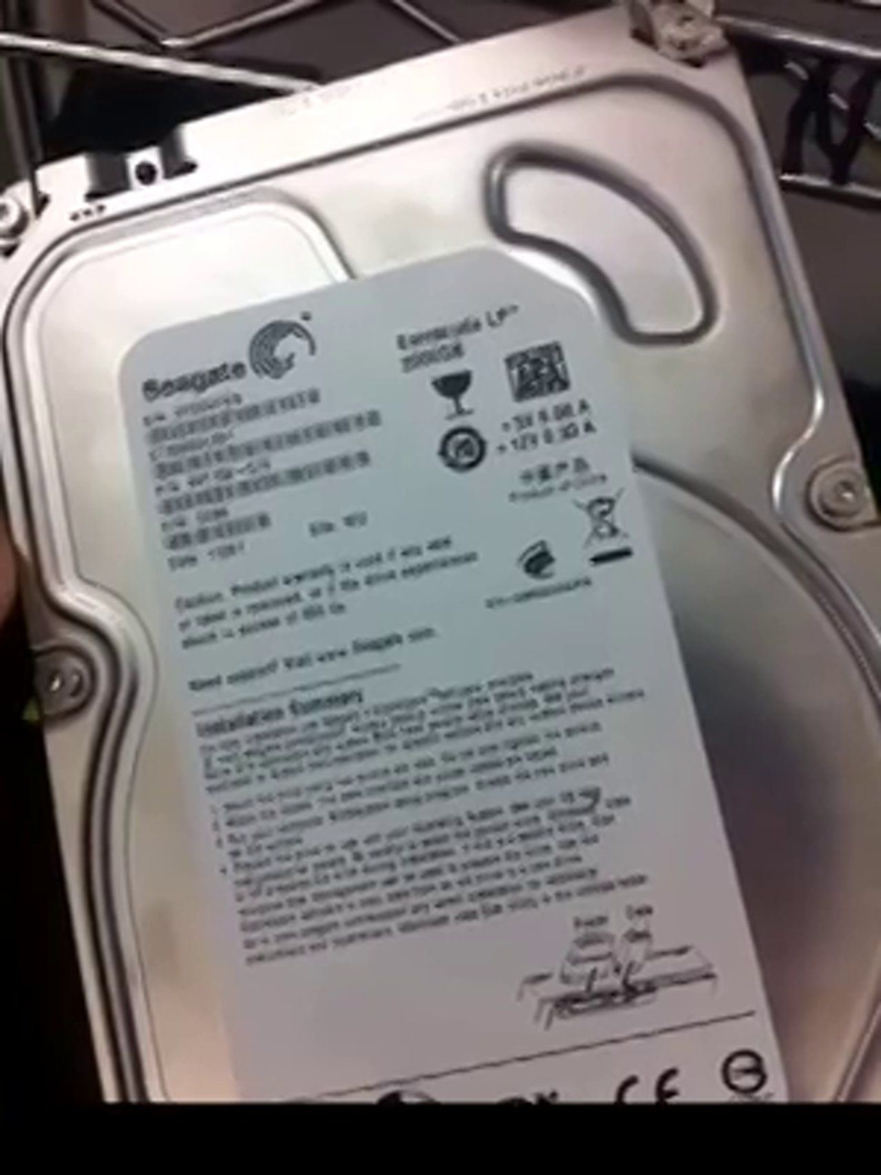 $300 Data Recovery Successfully Recovered 100% Data from Seagate Drive With Firmware Problems