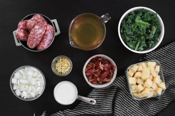 Copycat Recipe: Olive Garden's Zuppa Toscana Soup #zuppatoscanasoup Copycat Recipe: Olive Garden's Zuppa Toscana Soup | eHow #zuppatoscanasoup