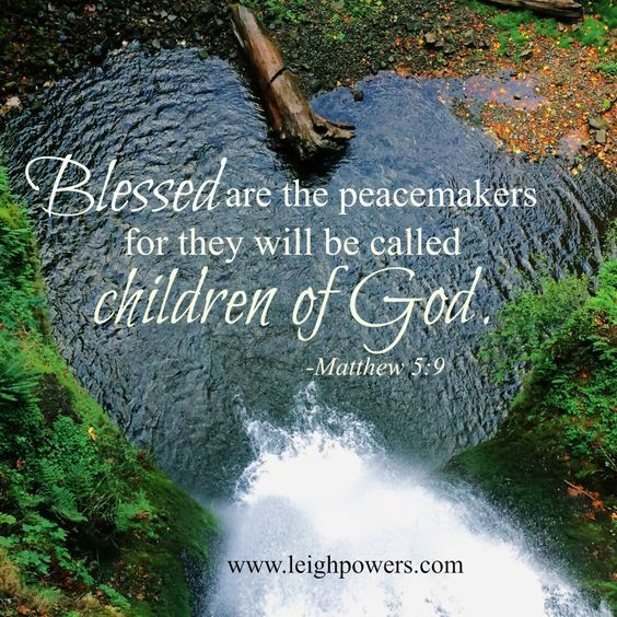 Peace Is Freedom That Our Loving God Gives To His Children That Keeps Us In A Right Relationship With Him So That It Gives A Scripture Verses Gods Love Bible