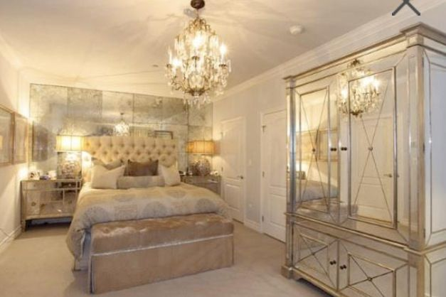 Pin By Jodie Heisnerr On Home Mirrored Bedroom Furniture Home